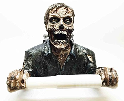 Incredible Zombie Toilet Paper Holder - Zombie (Zombie Toilet Paper Holder)