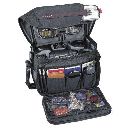 Travelers Camera Bag (Tamrac 604 Zoom Traveler 4 Camera Bag (Black))