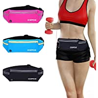 GEARWEAR Running Belt Waist Fanny Pack Pouch for iPhone 7...