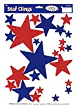 Widow Clings Red White & Blue Stars - Celebrate the USA