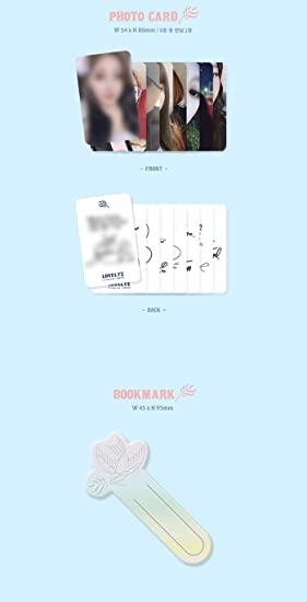 LOVELYZ - LOVELYZ [SANCTUARY] 5th Mini Album LIMITED CD+POSTER+80p Photo Book+8ea Special Film+1p Photo Card+1ea Book Mark +2p Speical Poster(On ...