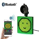 Leadleds Bluetooth LED Car Sign Vehicle Safety