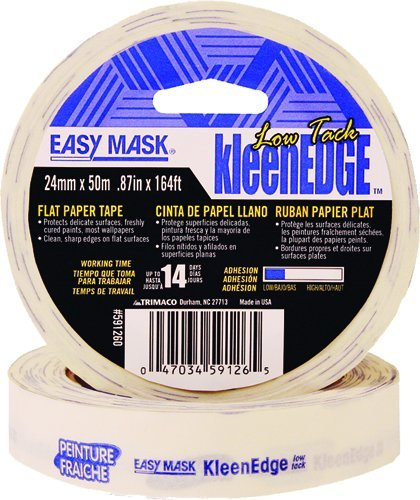 EASY MASK 591460, 2 Inches Width x 60 Yards Length by Easy Mask