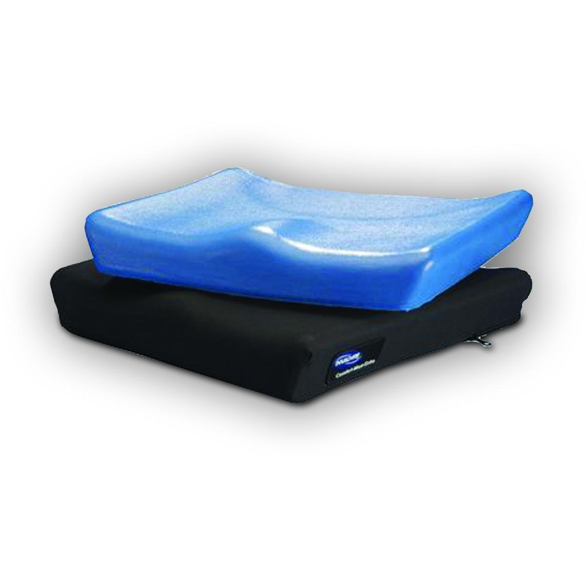"Invacare Corporation Invcmexw16D16 Matrx Comfort-Mate Extra Cushion 16"" X 16"", Polyurethane Foam,Invacare Corporation - Each 1"