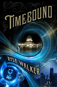 Timebound by Rysa Walker ebook deal
