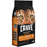 Crave Grain Free With Protein From Chicken Dry Adult Cat Food, 2 Pound Bag Larger Image
