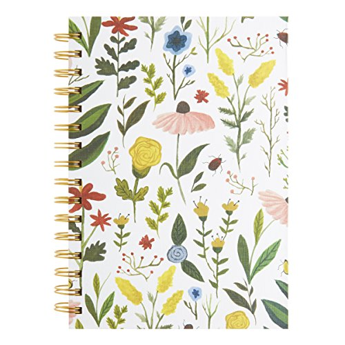 C.R. Gibson Romantic Floral Spiral Notebook and Pen Set, 160 pgs. ()