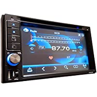 SoundXtreme ST-6527BT DVD Receiver with Bluetooth DVD/CD/MP3/FM/USB/SD