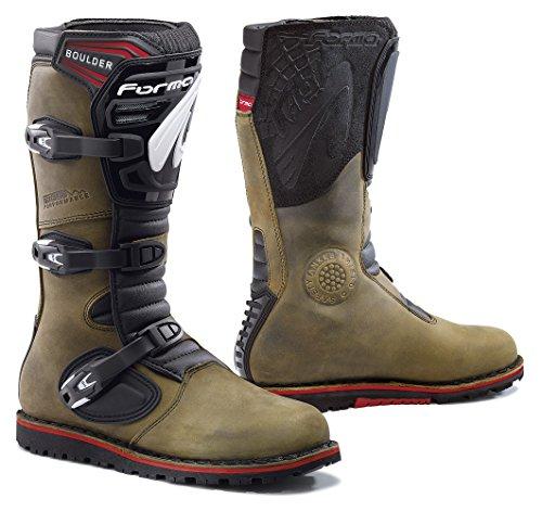 Motobike Boots - 2