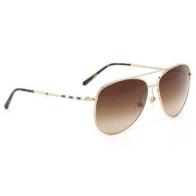 Mode Sonnenbrillen Kühlen Sonnenbrillen , Braun / Gold