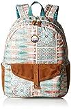 Roxy Women's Carribean Backpack, Marshmallow Chief Prado ERJBP03537