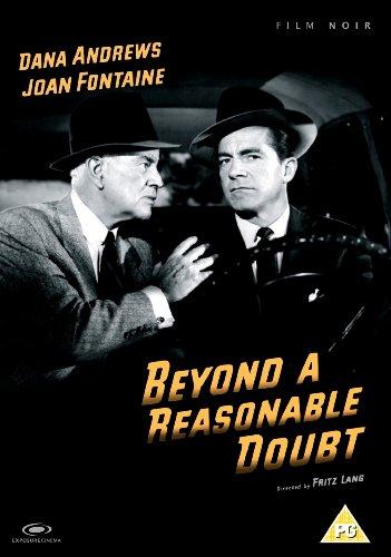 Αποτέλεσμα εικόνας για Beyond a Reasonable Doubt 1956