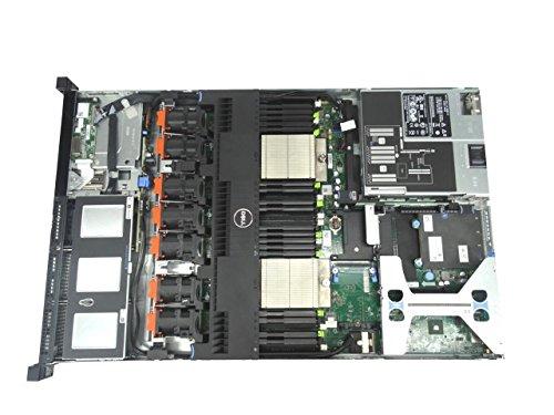 Dell PowerEdge R620 4-Bay SFF 1U Server, 2X Intel Xeon E5-2650 V2 2.6GHz 8C, 128GB DDR3, 4X Trays Included, PERC H310, iDRAC 7 Express, 2X 750W PSUs, No Rails (Renewed)