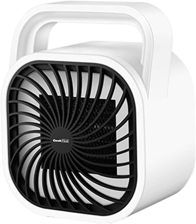 CENPEN Nuevo Mini Ventilador Calentadores Eléctricos, 2 Segundos PTC rápida Calefacción Ministerio del Interior del radiador portátil
