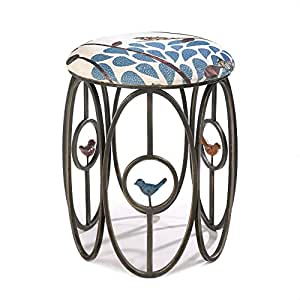 Amazon Com Verdugo Gift Free As A Bird Stool Kitchen