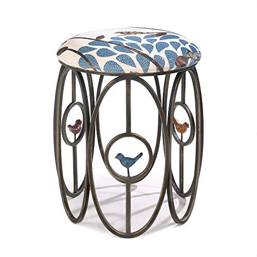 (VERDUGO GIFT 1006180 10016180 Free As A Bird Stool, Multicolor)