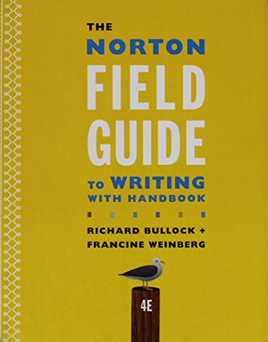 norton field guide to writing 4th edition online pdf