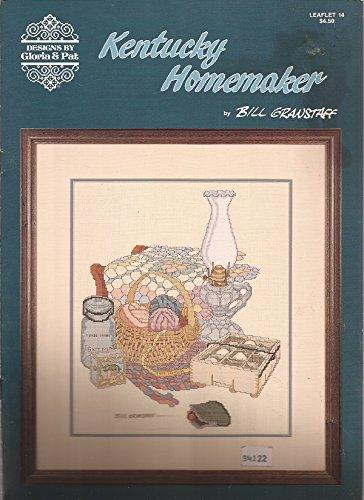 (Kentucky Homemaker - Cross Stitch Sampler (Leaflet 14))