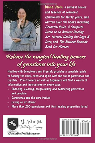 Healing with gemstones and crystals diane stein 9781511931984 healing with gemstones and crystals diane stein 9781511931984 amazon books fandeluxe Gallery