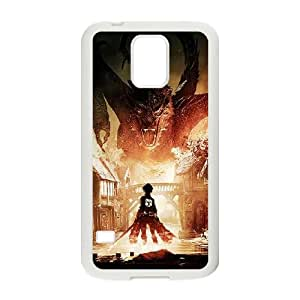 Attack On Titan Samsung Galaxy S5 Cell Phone Case White DIY Gift xxy002_0369580