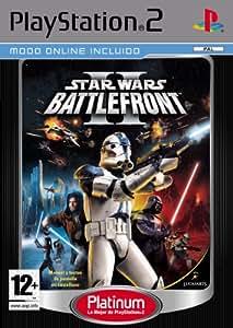 Star Wars Battlefront 2 Platinum