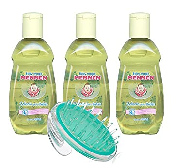 Baby Magic Mennen Cologne - Colonia Mennen Para Bebe, 200 ml (3Pack) with