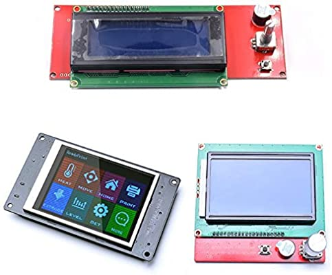 Z.L.FFLZ Piezas de Impresora 3D MKS TFT32 L V4 Pantalla de ...