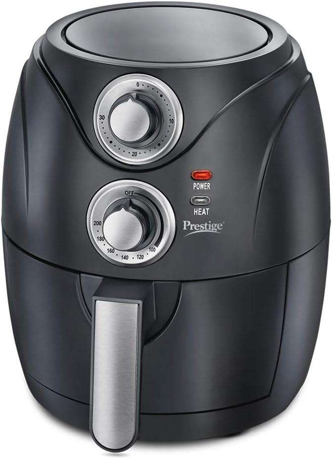 Prestige PAF 6.0 1200-Watt Air Fryer (Black)
