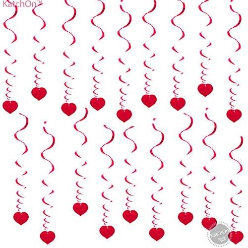 18 hanging heart swirls valentines day decorations valentines day hanging decorations for ceiling
