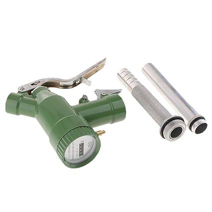 Sharplace LLY-25 Manual Dispensador de Gasolina con Boquilla de Suministro de Diesel Máquina de