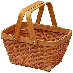 Vintiquewise Picnic Basket
