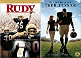 Inspirational True Football Stories: The Blind Side & Rudy 2 DVD Double Feature