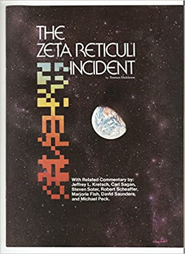 The Zeta Reticuli Incident: Terence Dickinson: 9780964107069: Amazon