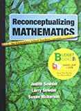 Reconceptualizing Mathematics, Sowder, Judith and Sowder, Larry, 146410901X