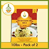 WADA KOLAM RICE 10 LBS (PACK OF 2) T-L