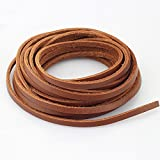LolliBeads Heavy Duty Strong 4 mm Genuine Leather