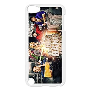 Exquisite stylish phone protection shell Ipod Touch 5 Cell phone case for The Big Bang Theory pattern personality design