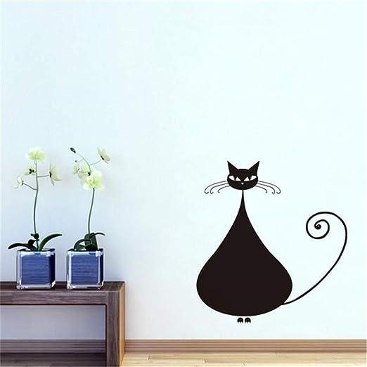 pegatinas de pared tortugas ninja Gato siamés grande para ...