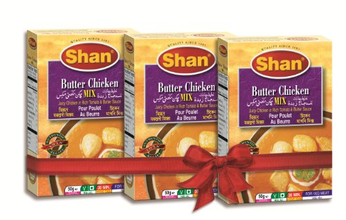 Shan Butter Chicken- Bundle of 3 Packs