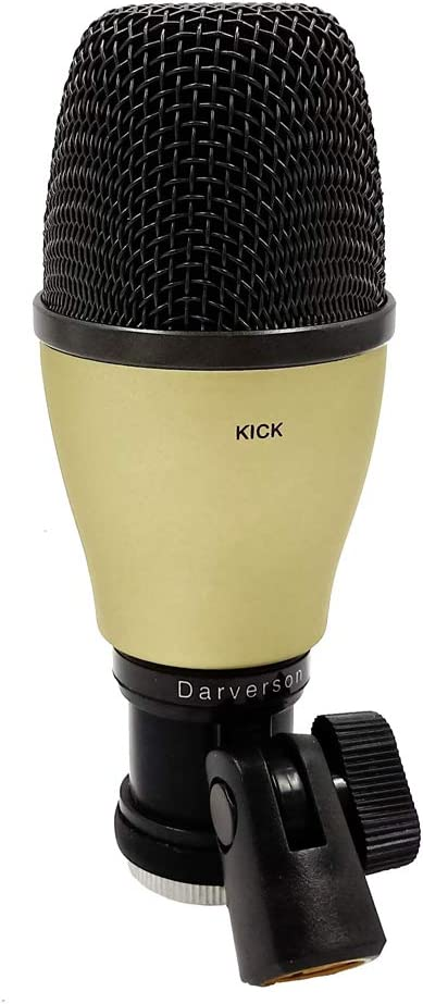Kick bass Big Floor Drum kit Microphone Percussion Instrument Pickup Wired Dynamic Kick Out mic: Home Audio & Theater