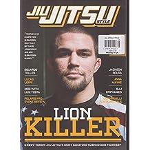 Jiu Jitsu Style Magazine Issue 25 2015