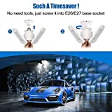 Led Garage Lights Ceiling Led Garage Lighting 40W