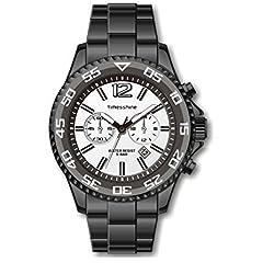 Timesshine Men's TSM1439 Aluminum Ceramic Series Sports&Outdoor Watch