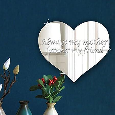 Venta de Navidad * * personalizado amor corazón espejo ...