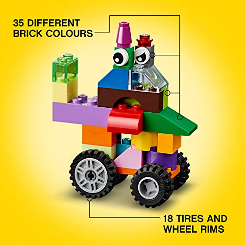 LEGO Classic Medium Creative Brick Box 10696