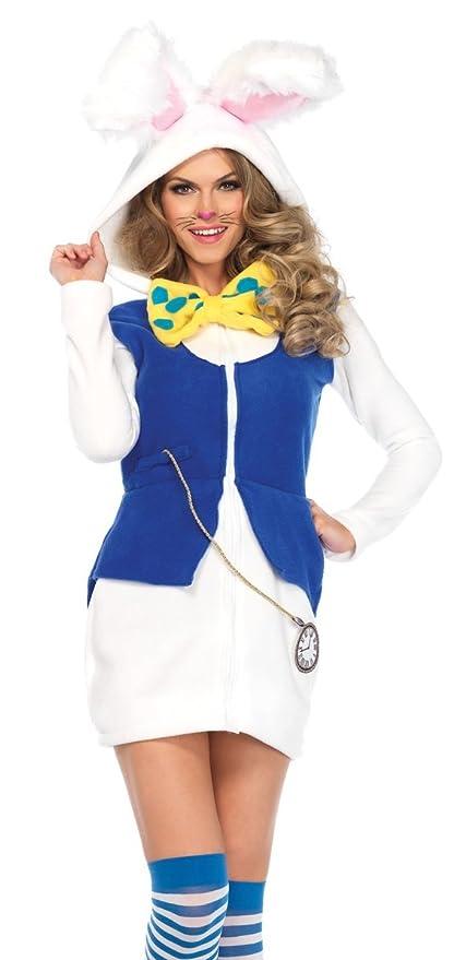 Delle Meraviglie Costume Coniglietto Da Donna Carnevale Per mN80wn