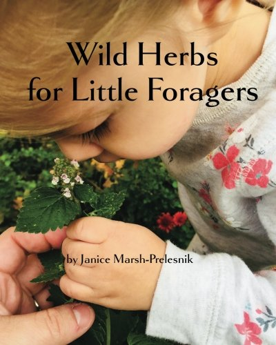 Wild Herbs for Little Foragers