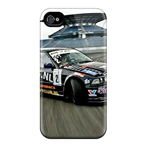 Cute High Quality Iphone 4/4s Bmw Drift King Cases