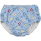 ALVABABY Swim Diapers 2pcs One Size Reusable...