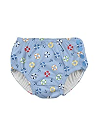 I-Play baby-boys Baby Baby Boys' Classics Ultimate Snap Swim Diaper